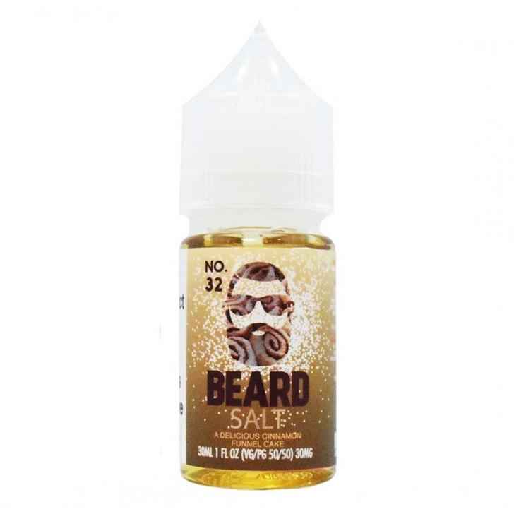 No.32 Salt E-Liquid 30ml by Beard Vape Co eJuice