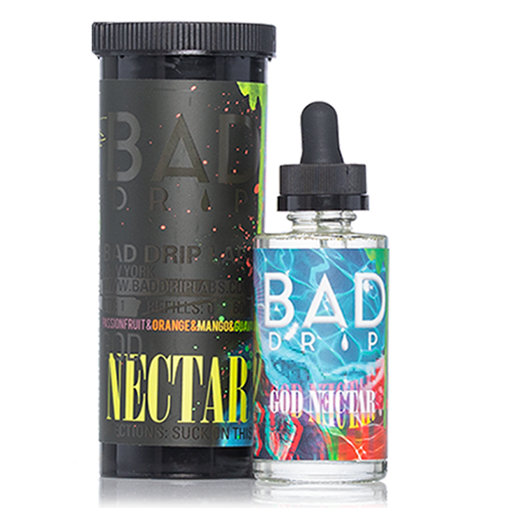 God Nectar E-Liquid 60ml by Bad Drip Labs eJuice