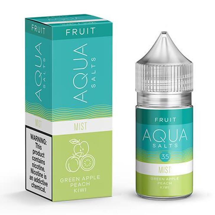 Mist Salts eJuice by Aqua Salts Fruit E-Liquid 30ML