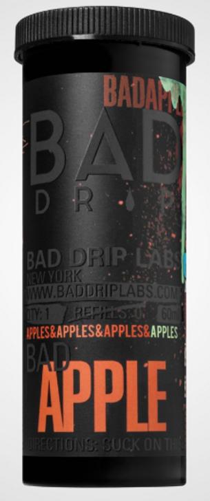 Bad Apple Salt eJuice by Bad Drip Labs E-Liquid 30ML