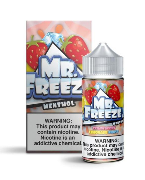 Strawberry Lemonade Frost eJuice by Mr.Freeze E-Liquid 100ML