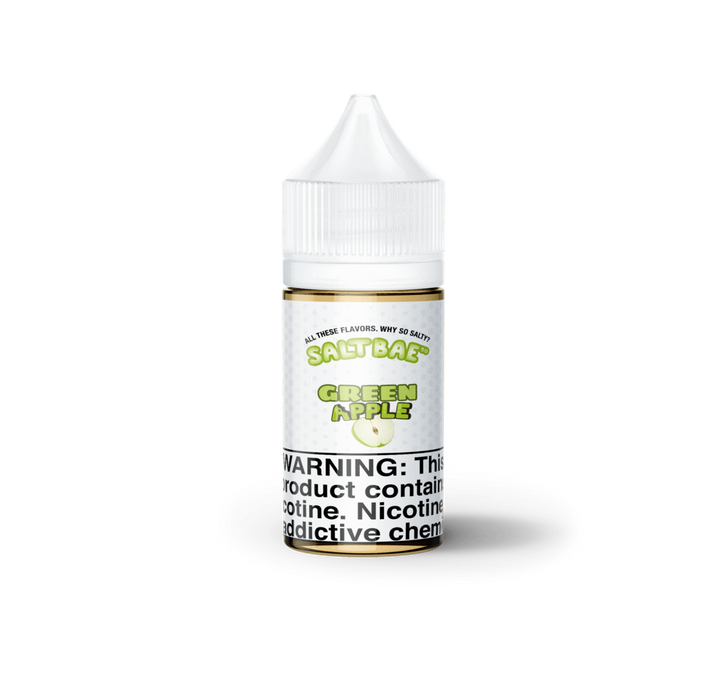 Green Apple eJuice by Salt Bae 50 E-Liquid 30ML