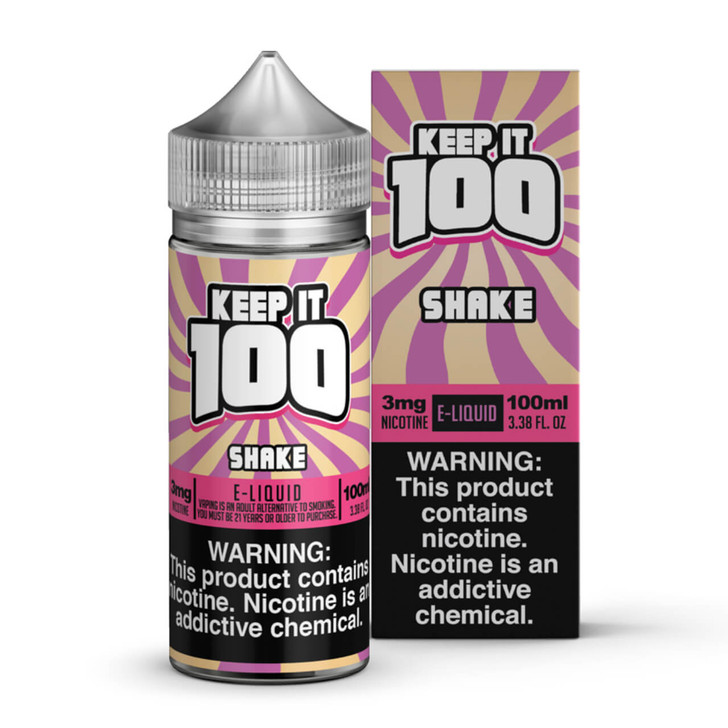 Birthday Shake eJuice by Keep It 100 E-Liquid 100ML