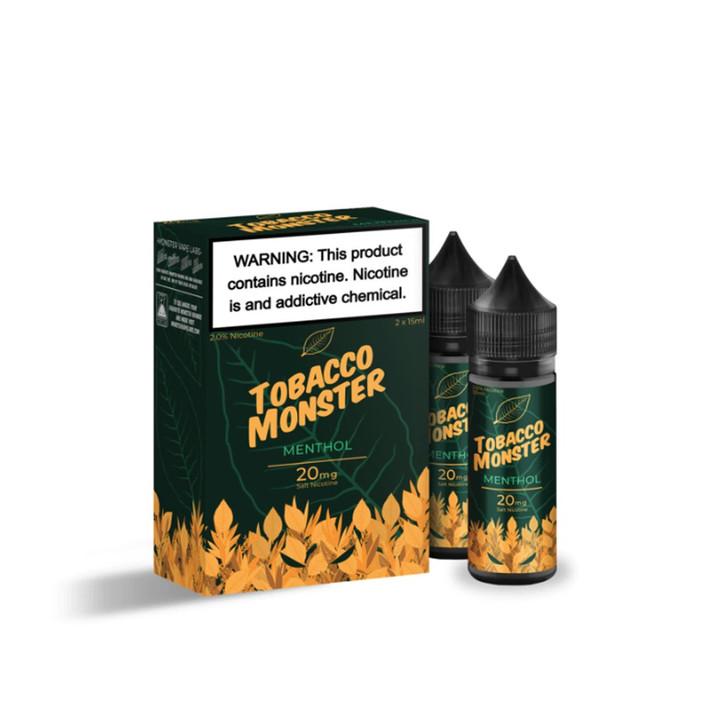 Tobacco Monster Menthol Salt 30ml (2x 15ml) eJuice