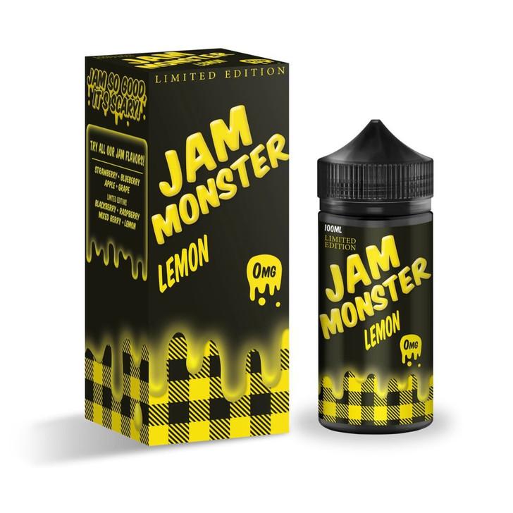 Lemon 100ml eJuice by Jam Monster