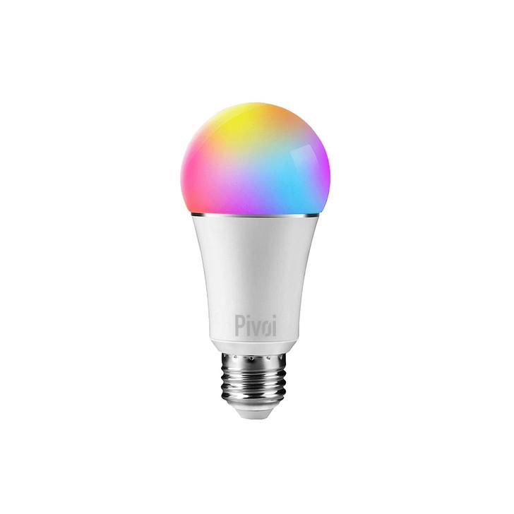 Pivoi Smart WIfi 9W Bulb (Pack of 2)