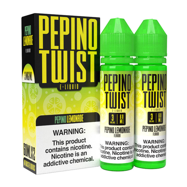 Pepino Twist Pepino Lemonade 120ml eJuice