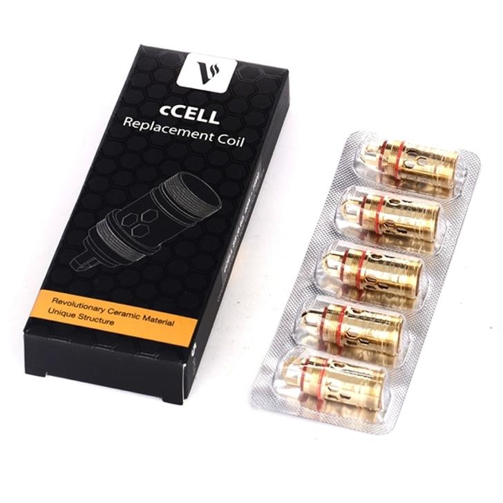 Vaporesso cCell Ceramic Coils - 5 Pack