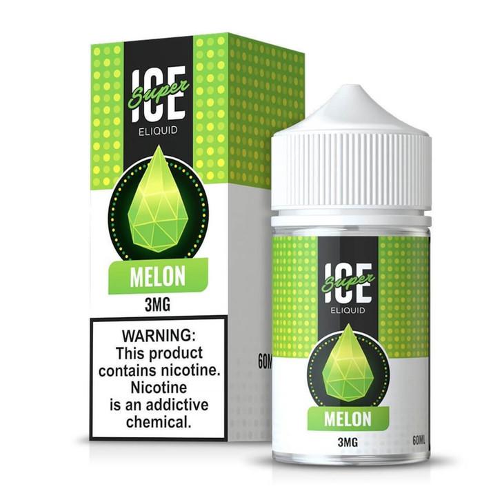 Super Ice Melon 60ml E-Juice