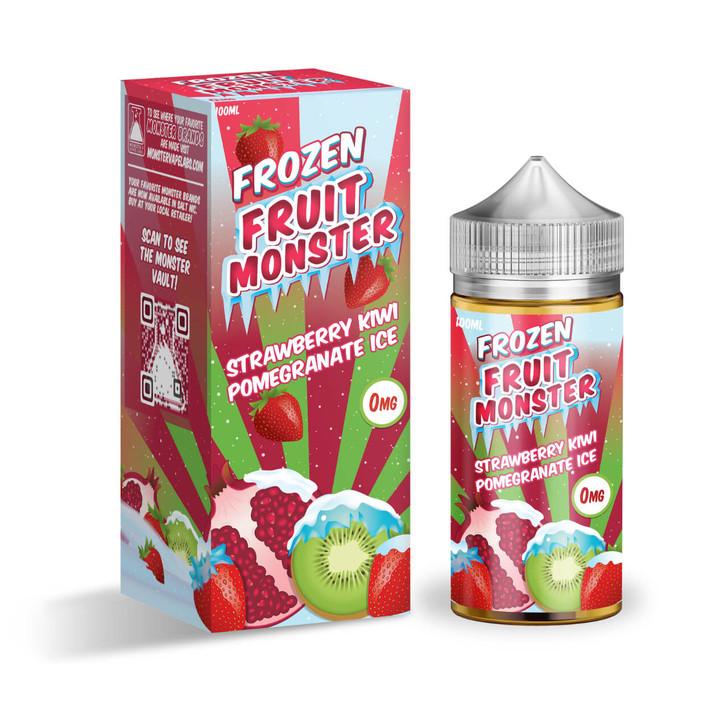 Frozen Fruit Monster Strawberry Kiwi Pomegranate Ice 100ml E-Juice