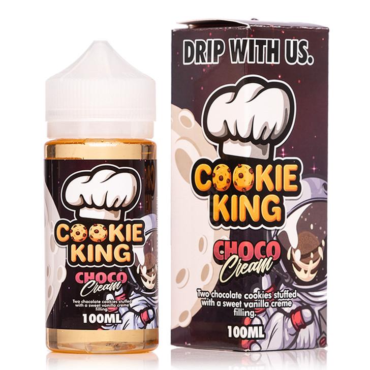 Choco Cream by Cookie King 100ml E-Juice