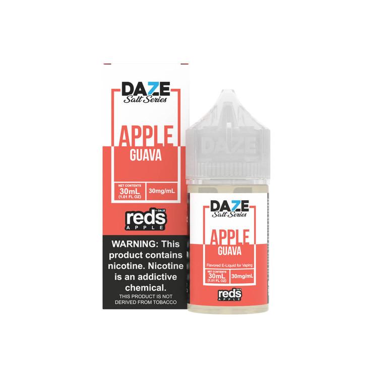 Red's Salt Apple Guava Tobacco Free Nicotine 30ml E-Juice