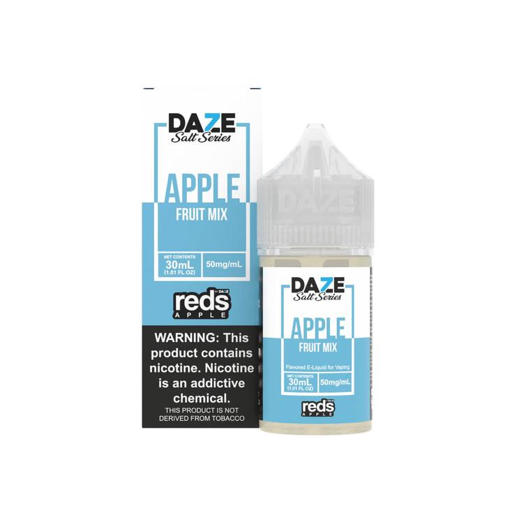 Red's Salt Apple Fruit Mix Tobacco Free Nicotine 30ml E-Juice