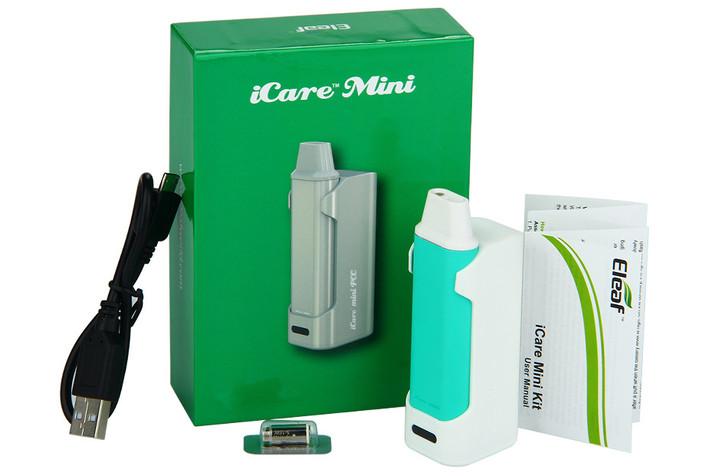 Eleaf iCare Mini PCC AiO Pod System Starter Kit