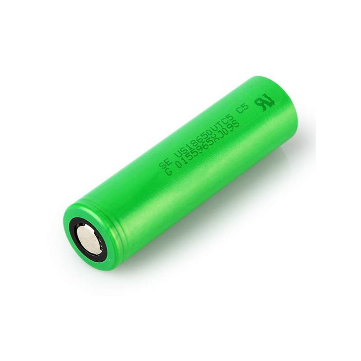 Sony VTC5 18650 2600mAh 30A LiMn Battery (Pack of 2)