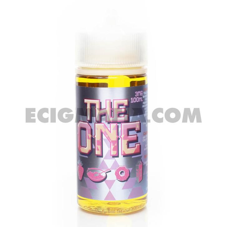 The One E-Liquid 100ml by Beard Vape Co eJuice