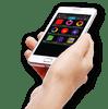 Astera AX7 Wireless LED Light SpotLite Up Lighter Kit  Hire