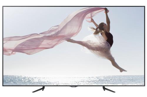 "95"" LED Super Slim Exhibition Large TV Screen hire"
