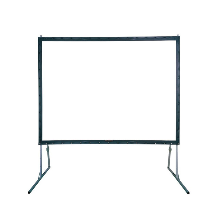 Fast fold projector screen hire