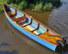 Indian Creek Motor Canoe Printed Plans