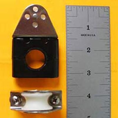 "5/16"" (8mm) Racelite Rail Mount Block"
