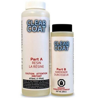 System Three - Clear Coat