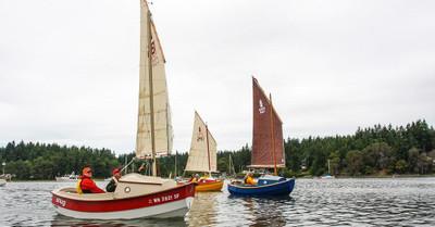 S.C.A.M.P. Sail