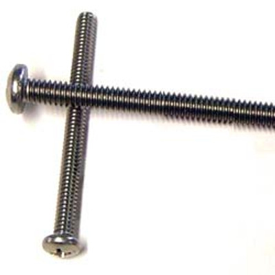 Stainless Steel Pan Head Bolts