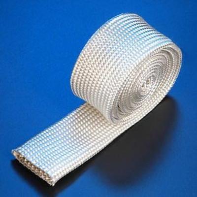 Braided Biaxial Fiberglass Sleeving