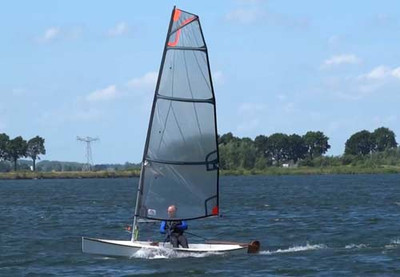 Viola 14 Sailing Canoe Plans PDF