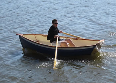 "10'6"" Northumbrian Coble Plans"