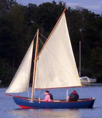 16' Fisher Swampscott Plans