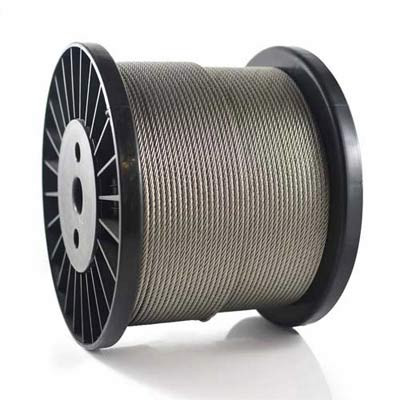 7 x 7 Stainless Steel Wire Rope