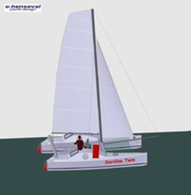 Sardine Twin 5.5 Full Plans