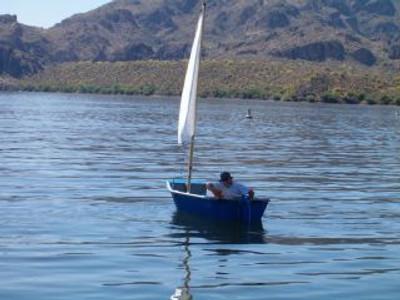Pollywog Sail Supplement Plans