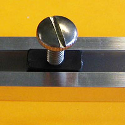 Bimini Deck Hinge Slide Lock