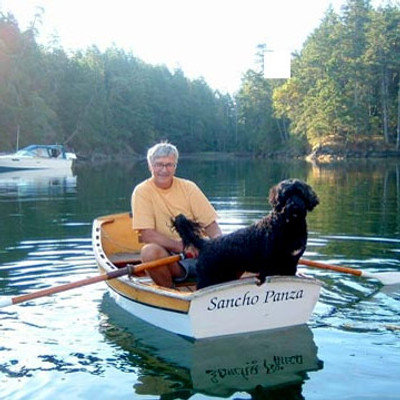 Portage Pram Plans (rowing version)