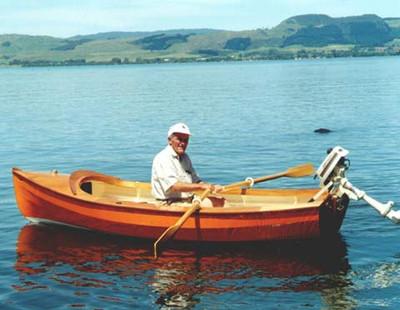Daniel's Boat Printed Plans