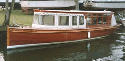 38'6' Linnet River Launch Plans
