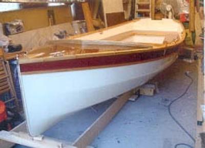 Highlander 14 - Rowing Version Plans