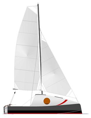ECO 55 Sail Plans