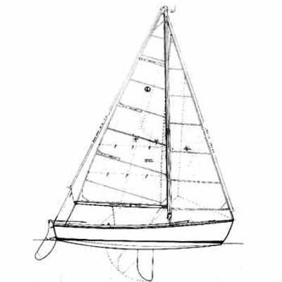 18' Cruising Sloop Plans PDF