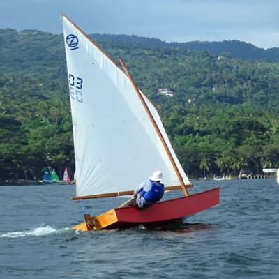 RSS OzGoose/OzRacer Sail