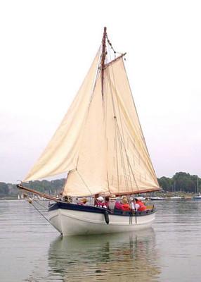 Frigate's Boat Plans