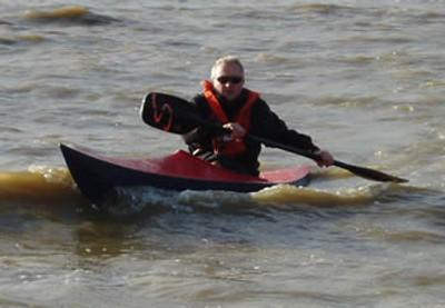 "14'6"" Esk Sea Kayak Plans"