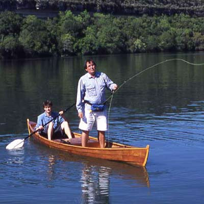 Lutra Flyfisher Plans