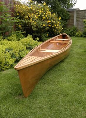 """18'6"""" Marathon Asymmetric Canoe"""