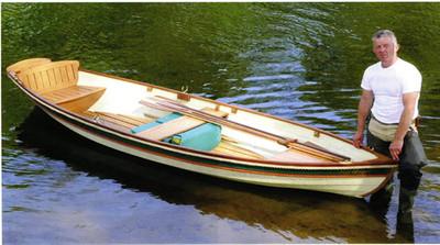 14' Thames Skiff Plans