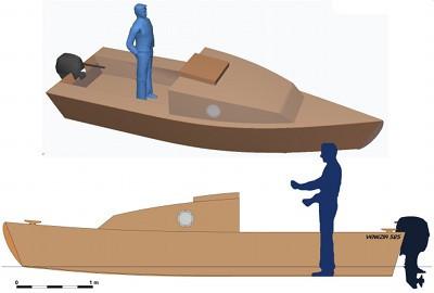 Venezia 525 Cabin Plans PDF