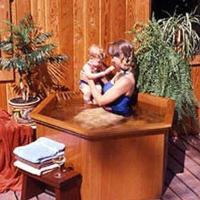 Hexagonal Wood Hot Tub Plans PDF